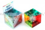 MoYu MoFangJiaoShi Geo Cube C transparent color