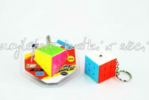 YuXin 3x3x3 Keychain 35mm color