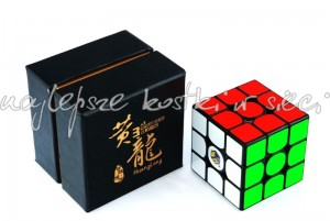 YuXin HuangLong 3x3x3 black