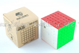 YuXin Little Magic 6x6x6 color