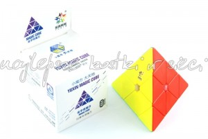 YuXin Black Kylin Pyraminx color