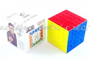YuXin Little Magic 5x5x5 Magnetic color