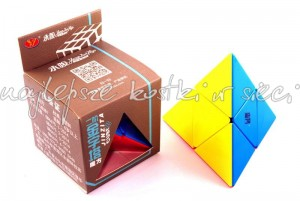 YJ 2x2 Pyraminx color