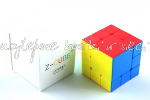 Z-Cube Bandaged Cube 3x3x3 A color