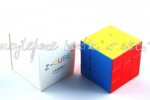 Z-Cube Bandaged Cube 3x3x3 B color