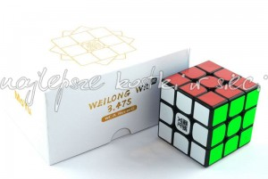 MoYu WeiLong WR M 3x3x3 black