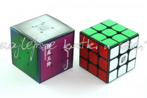 YJ YuLong v2 3x3x3 Magnetic black