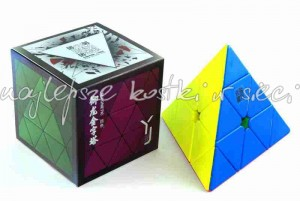 YJ YuLong Magnetic Pyraminx color