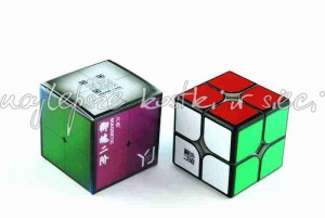 YJ YuPo 2x2x2 Magnetic black