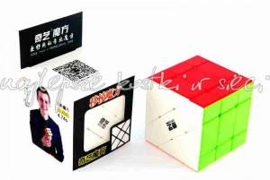 QiYi 3x3x3 Fisher Cube color