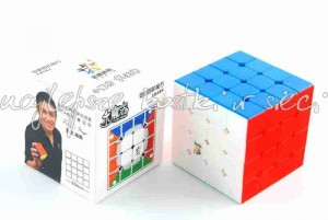 YuXin Little Magic 4x4x4 Magnetic color