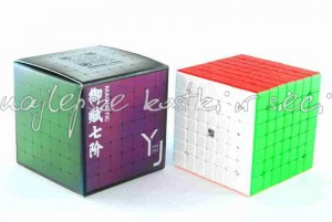 YJ YuFu 7x7x7 v2 Magnetic color