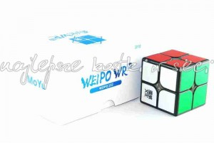 MoYu WeiPo 2x2x2 WR Magnetic black
