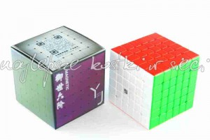 YJ YuShi 6x6x6 Magnetic color