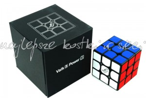 QiYi MoFangGe The Valk 3 Power M 3x3x3 black