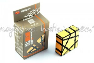 YJ Ghost Cube gold