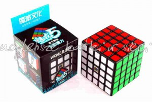 MoYu MeiLong 5x5x5 black