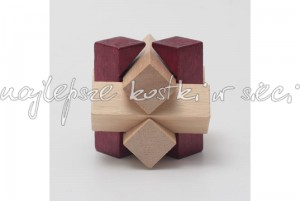 Wooden Knot wooden puzzle