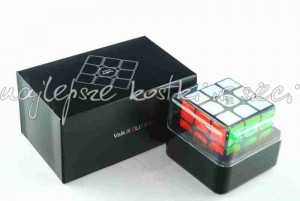 QiYi Valk 3 Elite Magnetic 3x3x3 black