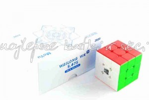 MoYu WeiLong 3x3x3 WR 2020 Magnetic color