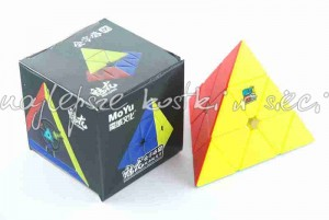 MoYu MeiLong Pyraminx Magnetic color