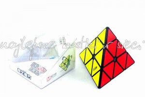 QiYi MS Magnetic Pyraminx black