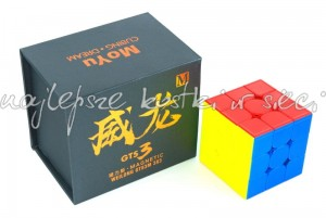 MoYu WeIlong GTS3 M 3x3x3 color