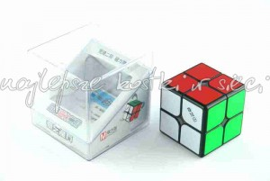 QiYi MS Magnetic 2x2x2 black