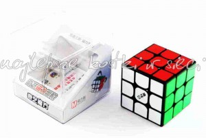 QiYi MS Magnetic 3x3x3 black