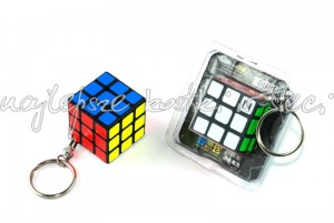 Z-Cube 3x3x3 keyrings black