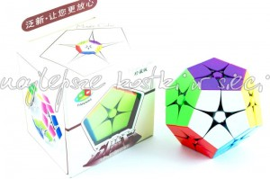 FanXin Megaminx 2x2x2 color