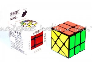 YJ New Windmill Cube v2 black