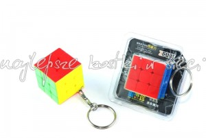 Z-Cube 3x3x3 keyrings color