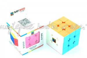 MoYu MoFangJiaoShi MF3RS 3x3x3 color pink
