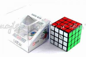 QiYi MS Magnetic 4x4x4 black