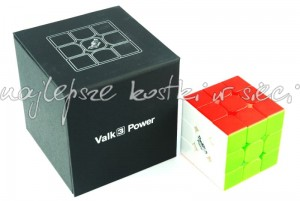 QiYi MoFangGe The Valk 3 Power 3x3x3 color
