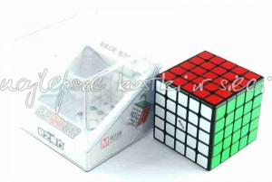 QiYi MS Magnetic 5x5x5 black
