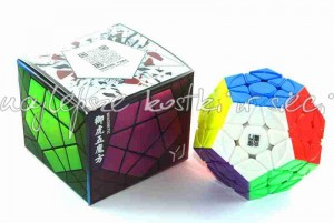 YJ Yuhu Megaminx Magnetic color