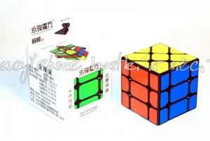 YJ New Fisher Cube v2 black