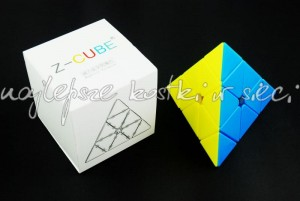 Z-Cube Magnetic Pyraminx color
