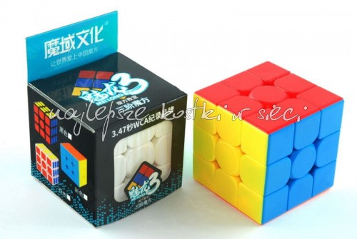 MoYu MeiLong 3x3x3 color