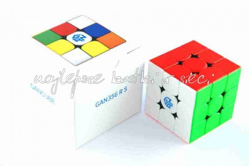 GAN356 RS 3x3x3 color